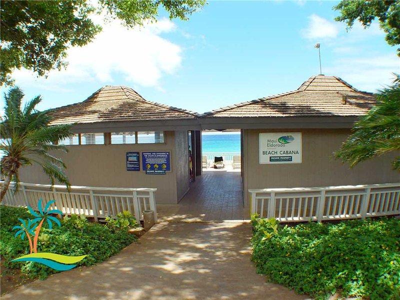 Maui Eldorado Condo J216, vacation rental in Ka'anapali