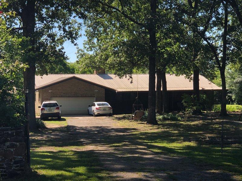 Caddo Lake Ranch House, location de vacances à Uncertain