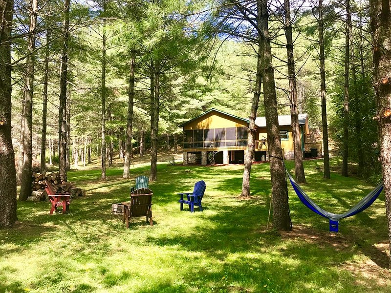 Blessed on the New River, holiday rental in Grassy Creek