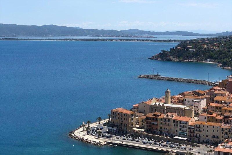 The View Luxury Penthouse - Costa d'Argento, aluguéis de temporada em Porto Santo Stefano