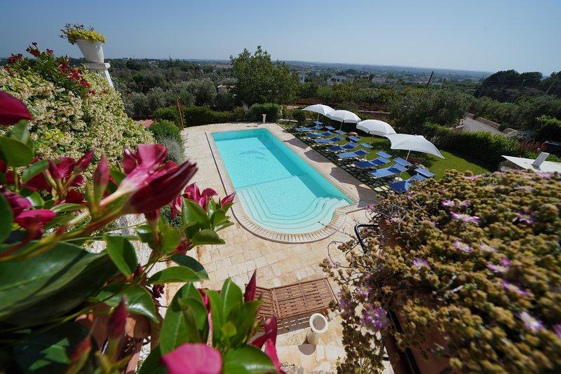 Villa Gazania - Ostuni, vacation rental in Chianchizzo I