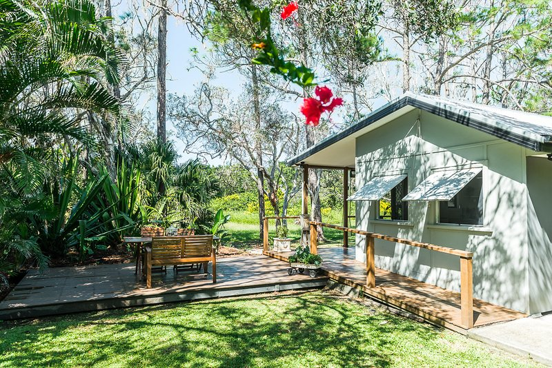 Mullaway Cabins - Gum Tree, vacation rental in Arrawarra