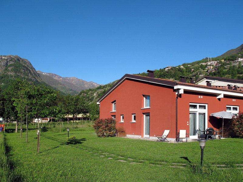 Gelsomino (DGO188), holiday rental in Stazzona