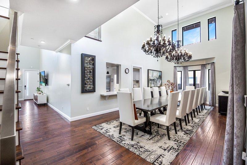 The Burnett Estate - LA Executive Retreat, vacation rental in Altadena