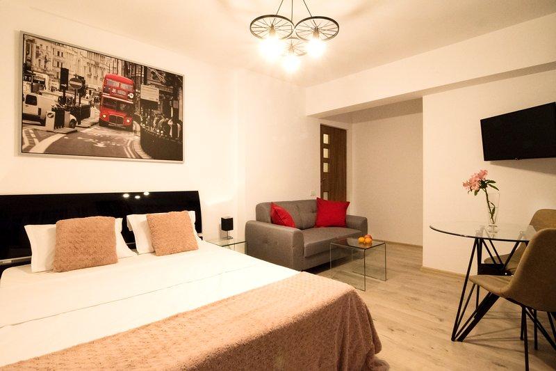 ⭐Regim hotelier Bucuresti, Ferienwohnung in Bukarest