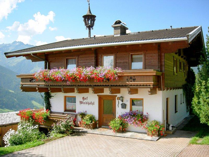 Wiedhölzl (BMG142), holiday rental in Bicheln