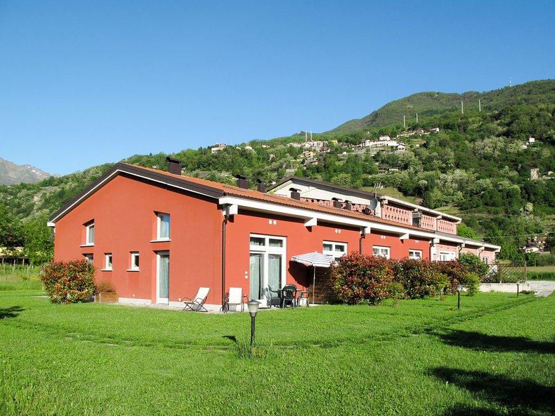 Gelsomino (DGO185), vacation rental in Stazzona