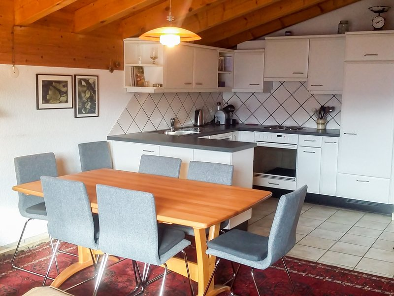 Cormier 7, vacation rental in Ovronnaz
