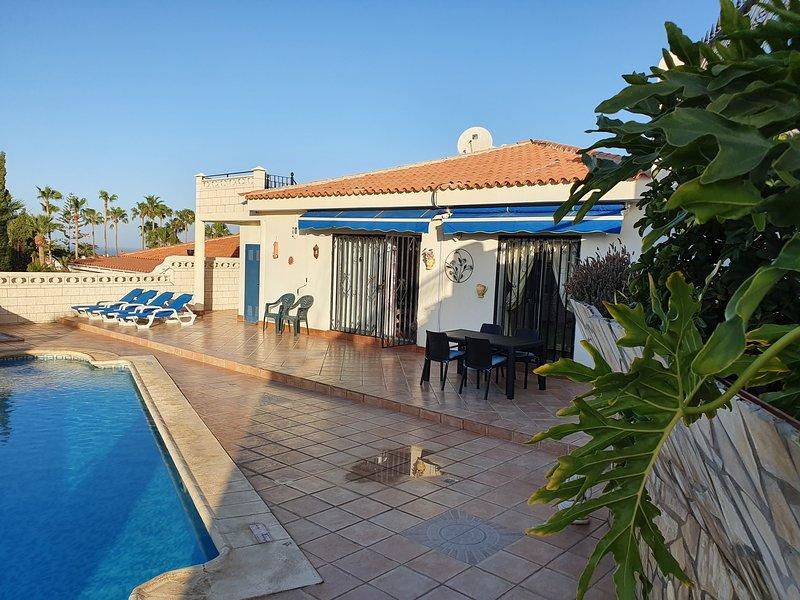 Villa 'Azul', alquiler de vacaciones en Callao Salvaje