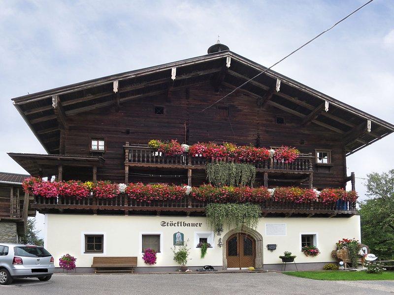 Stöcklgut (NIL131), holiday rental in Uttendorf