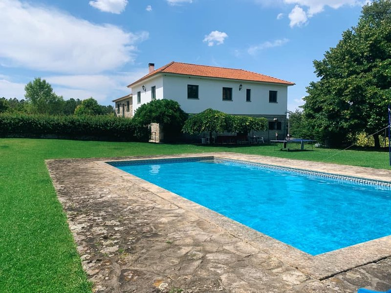Quinta da Laje do Ribeiro, vacation rental in Aguiar Da Beira