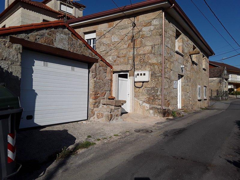 Casa a Coruxa, holiday rental in San Xoan de Poio