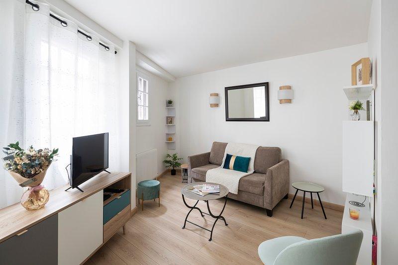 Ty Louise - Tout confort en cœur de ville, aluguéis de temporada em Saint-Gregoire
