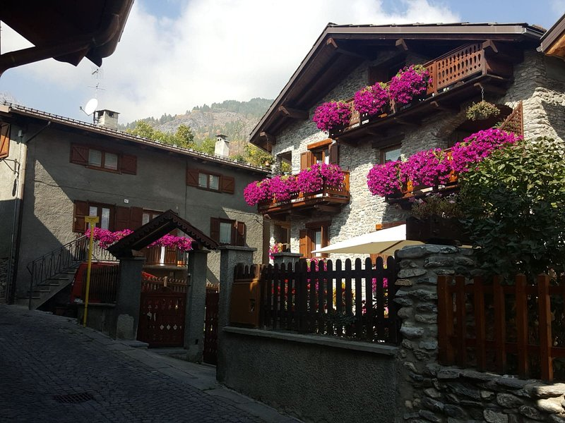 Deacons Lodge Bardonecchia, vacation rental in Bardonecchia