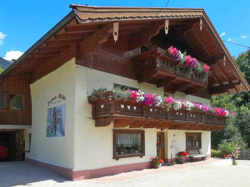 Thalbachmühle (MII230), location de vacances à Mittersill