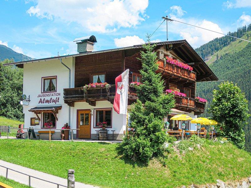 Jausenstation Almluft (SUZ273), holiday rental in Stummerberg
