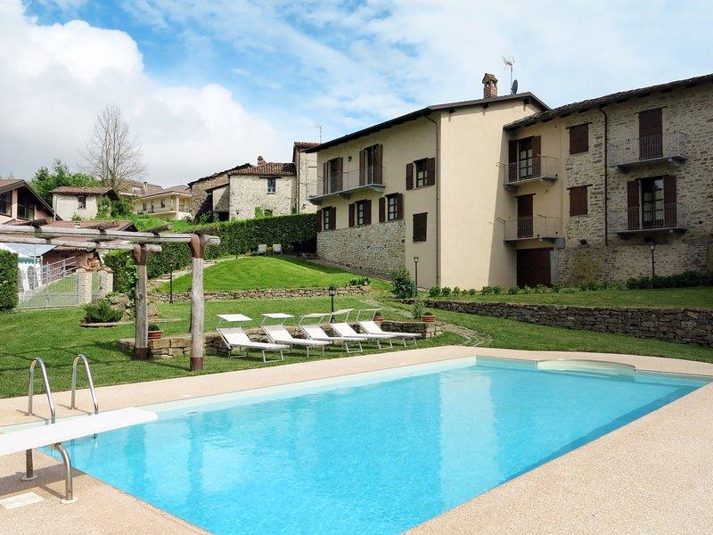 Gli Ippocastani (SBB102), vacation rental in Mombarcaro