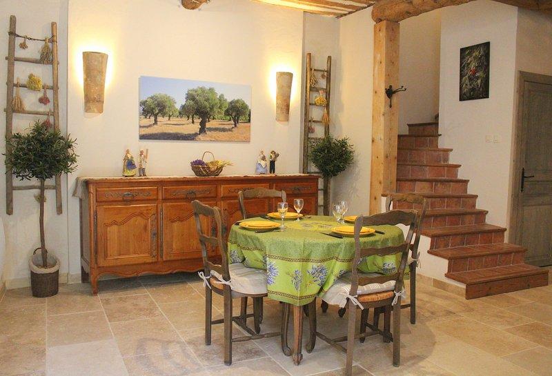 Casa Lavineira | Relaxation et Nature entre mer et montagne., location de vacances à Siran