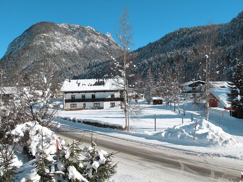 Föhrenheim (SFE201), holiday rental in Leutasch
