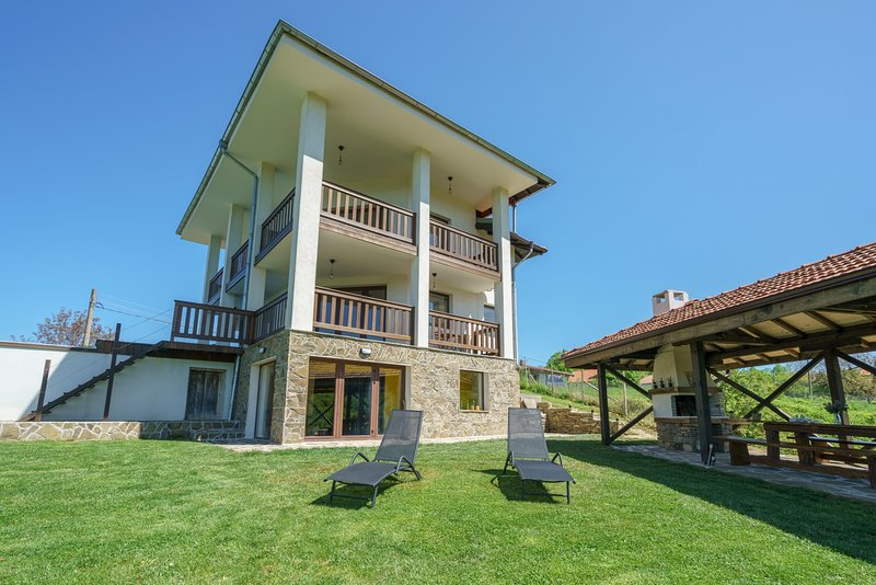 villa Begria, holiday rental in Sopot