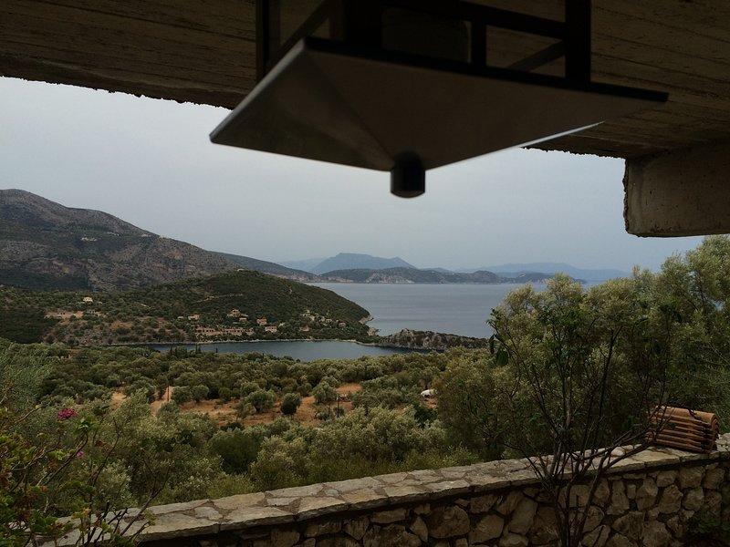 Sivota Lefkada Ionian Island Greece - Villa Starfish., holiday rental in Evgiros