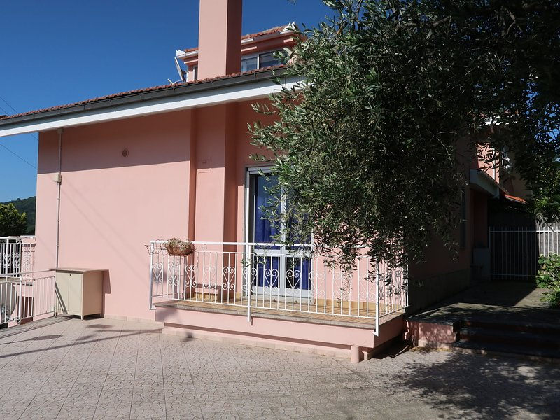 Simone, vakantiewoning in Villa Faraldi