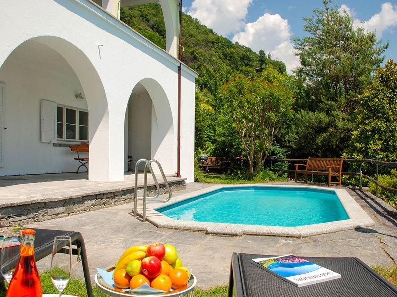 Vernice Gialla, holiday rental in Cugnasco