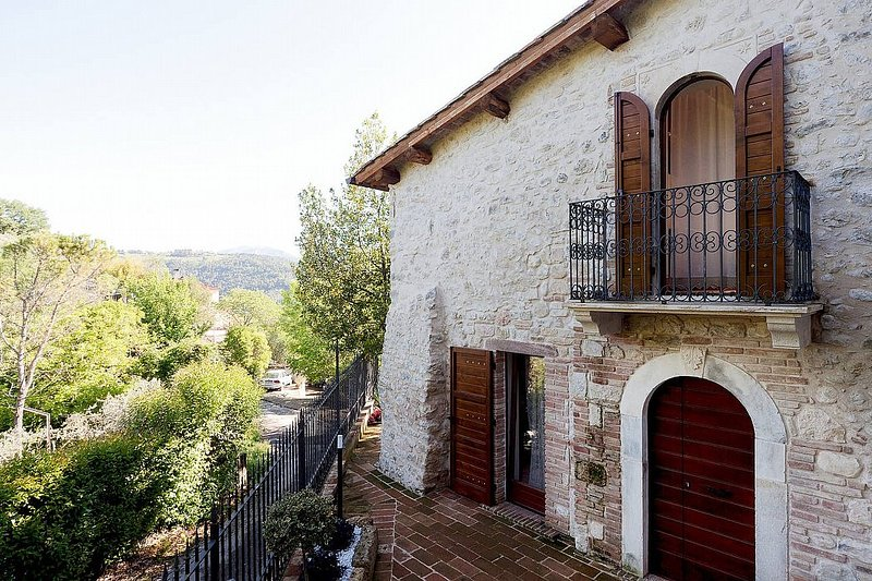 Casa Nerina, vacation rental in Labro