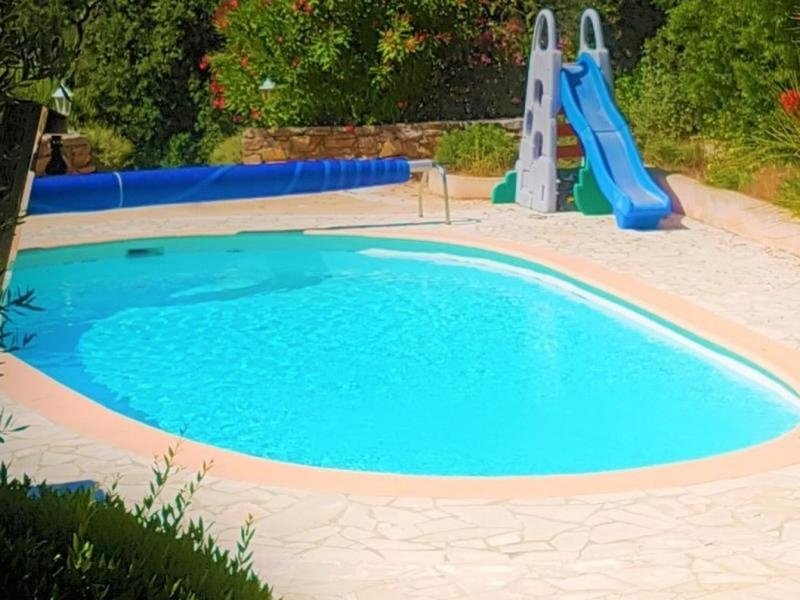 Villa  climatisée 5 pièces 8 couchages ROQUEBRUNE SUR ARGENS, holiday rental in Bagnols-en-Foret