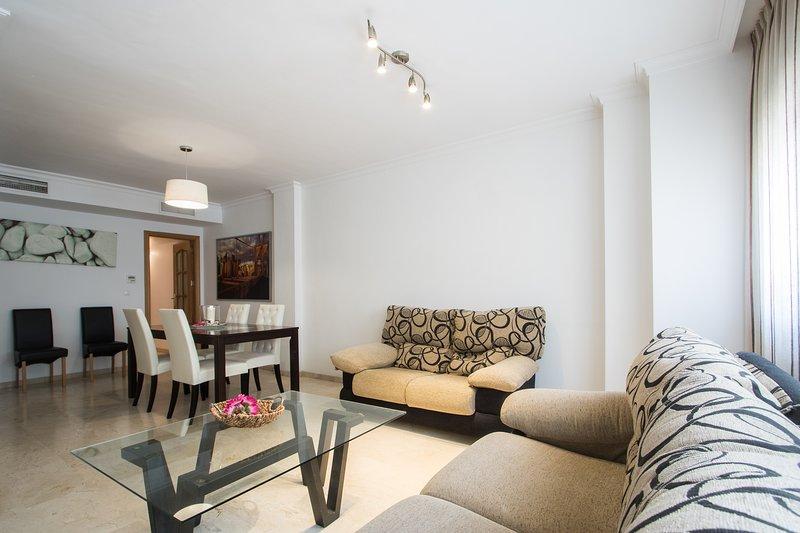 Apartamentos calle Portugal en  Alicante, alquiler de vacaciones en Alicante