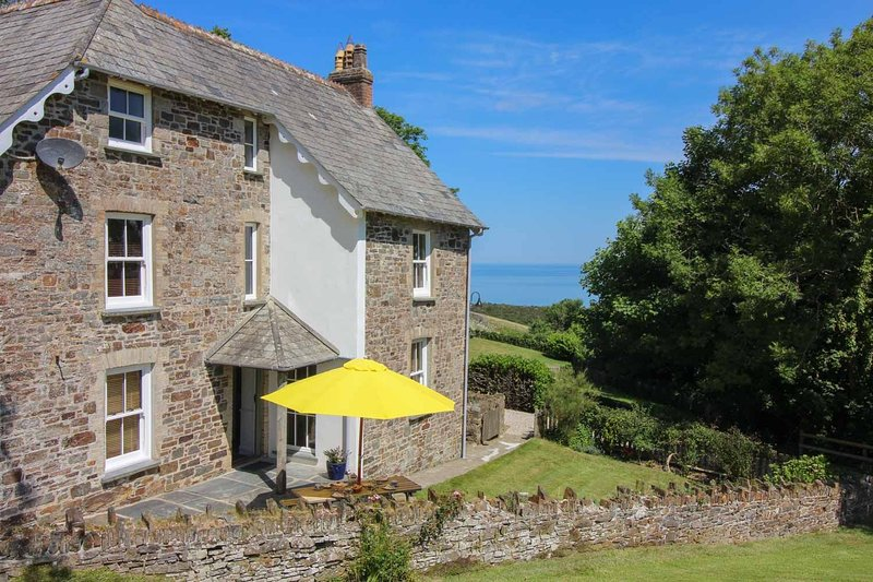 The School House, holiday rental in Crackington Haven