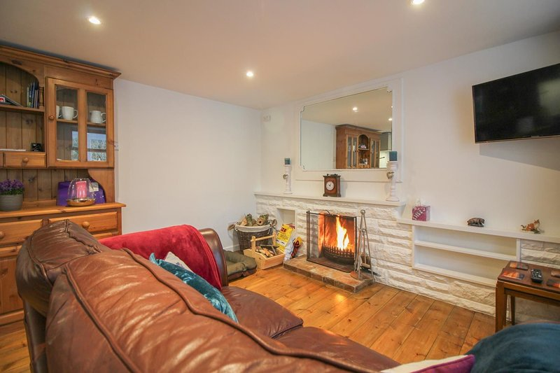 The Hayloft, holiday rental in Crackington Haven