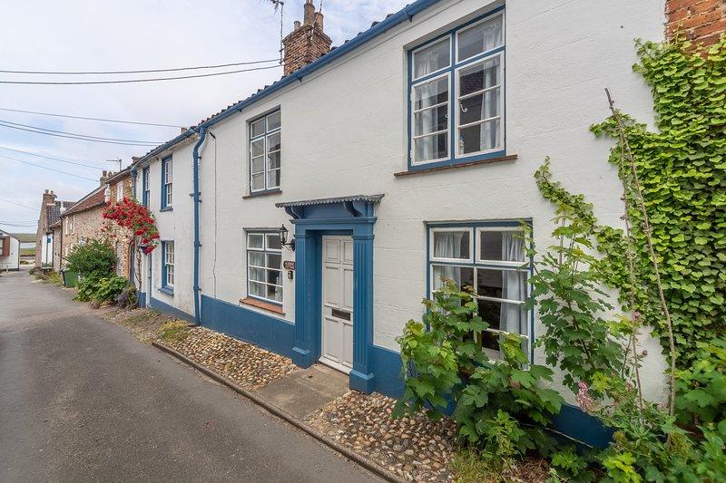 Algerine Cottage, vacation rental in Warham