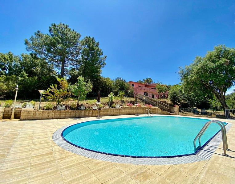 Appartamento Sera e Mattino B, holiday rental in Naregno