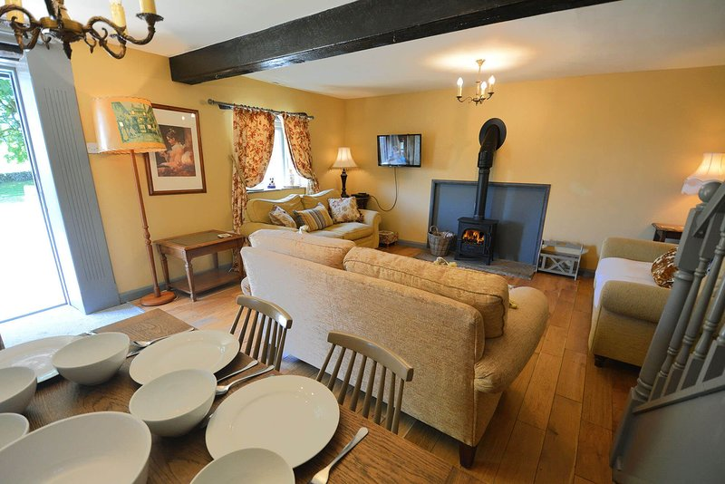 Bramble, holiday rental in Over Haddon