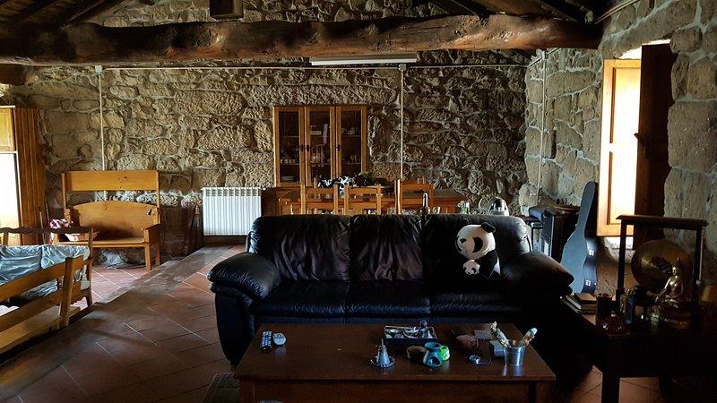 Casa da Eira. A casa tem dois quartos para alugar., casa vacanza a Vila Real District