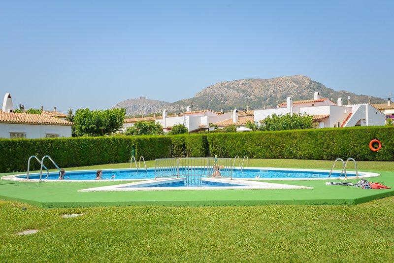 ALQUILER VILLA ESTARTIT MEDES COSTA BRAVA, holiday rental in L'Estartit