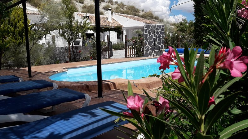 Cuevas Andalucia - Almendra, vacation rental in Baza