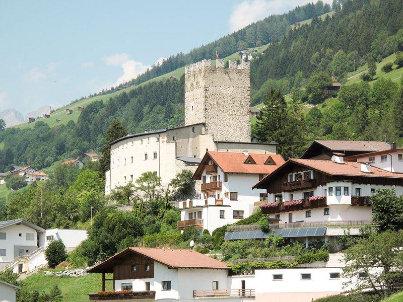 Burg Biedenegg, Pach (FIE201), holiday rental in Fliess