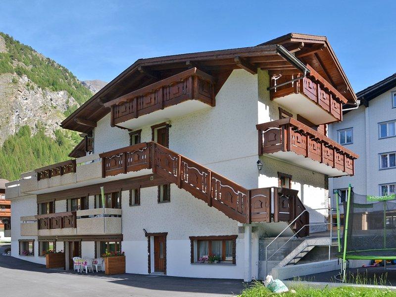 Haus Quelle, holiday rental in Saas-Grund