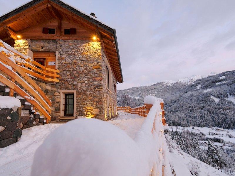 Luxury Wellness Paradise (PRZ360), vakantiewoning in Tesero