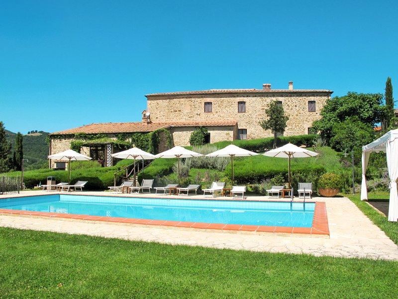 Piettorri - Rosa (CEL301), casa vacanza a Monteguidi