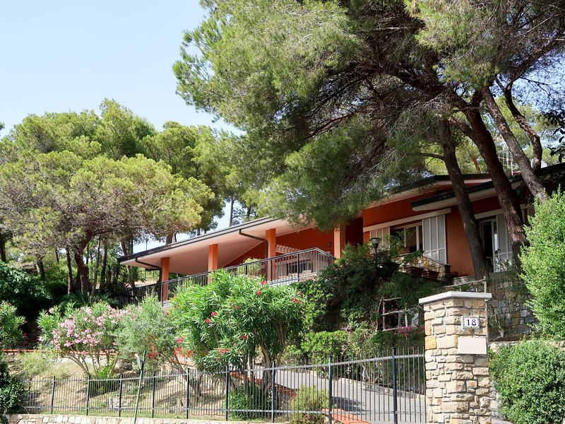Apartment C1 (AND113), holiday rental in Laigueglia