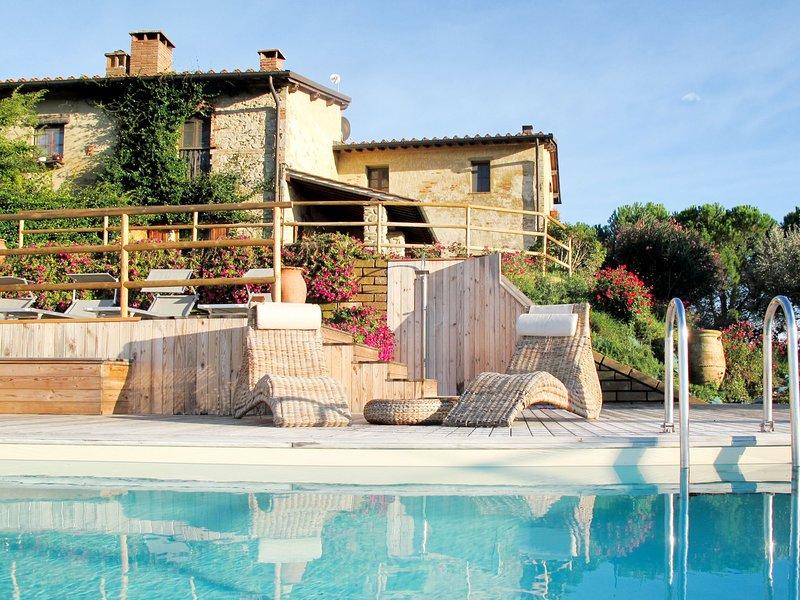Podere San Lorenzo (SGI470), vacation rental in Buonconvento