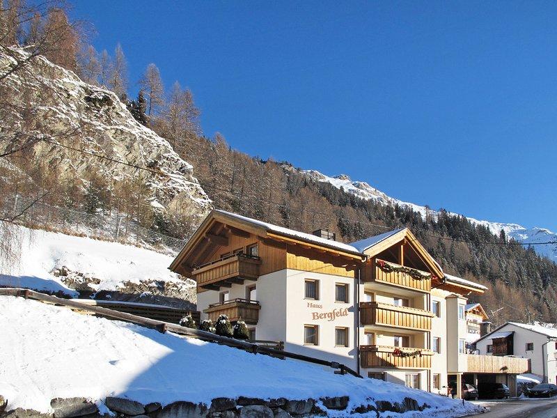 Bergfeld (SIX172), location de vacances à Samnaun