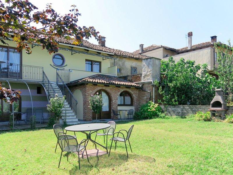 Il Vino (LMR210), vacation rental in Verduno