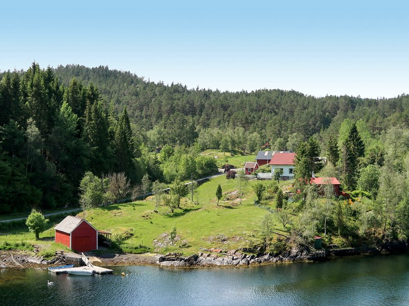 Nystølen (FJH657), casa vacanza a Kvinnherad Municipality