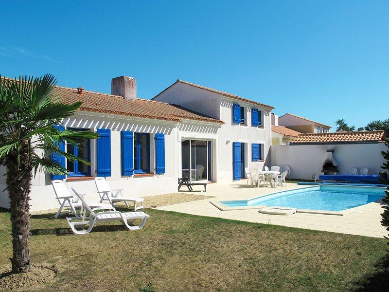 Domaine de Vertmarines (SJM202), vacation rental in Saint-Jean-de-Monts