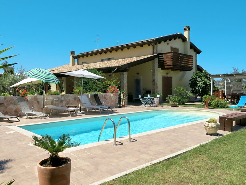 Rêve d'Or (CTT150), holiday rental in Citta Sant'Angelo
