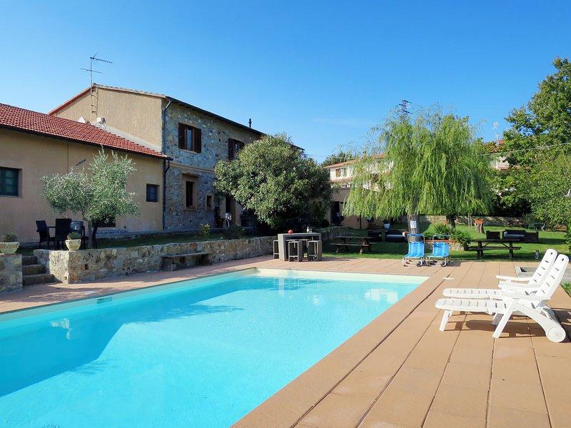 Il Salice (NIA103), vacation rental in Quercianella